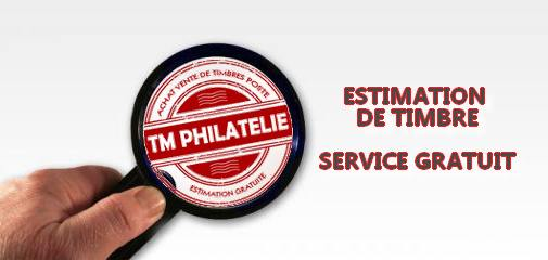 estimation gratuite de timbres